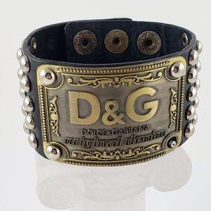 Dolce & Gabbana Cuff Bracelet